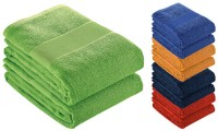 Asciugamano 80x150 cotone banda coordinata