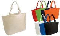 Shopper TNT soffietto alla base