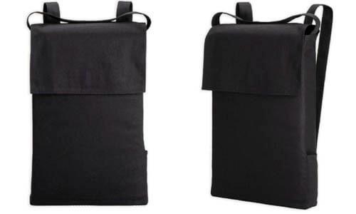 Zaino-shopper cotone personalizzate