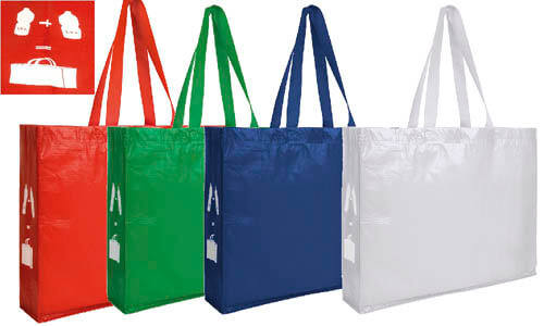 Shopper Ecologica TNT in rpet riciclato