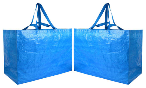 Shopper in polipropilene  Maxi Formato