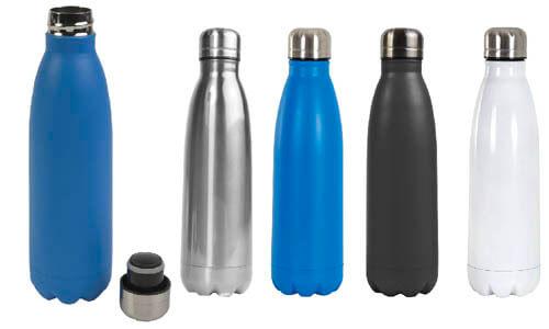 Bottiglia termica in acciaio personalizzabile
