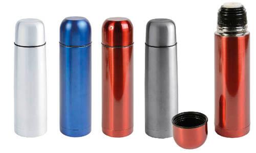 Thermos in acciaio personalizzabile