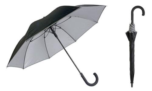Ombrelli bordo catarifrangente personalizzate