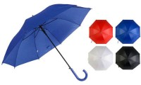 Ombrelli automatici manico curvo