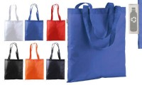 Shopper in RPET colorata
