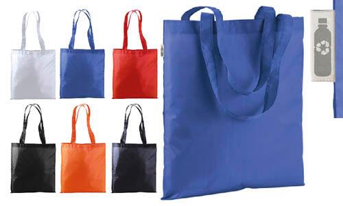 Shopper in RPET riciclato ecologico