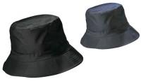Cappello impermeabile in poliestere e polar
