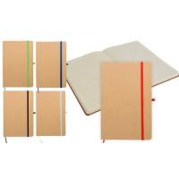 Quaderno in carta riciclata 9 x 14
