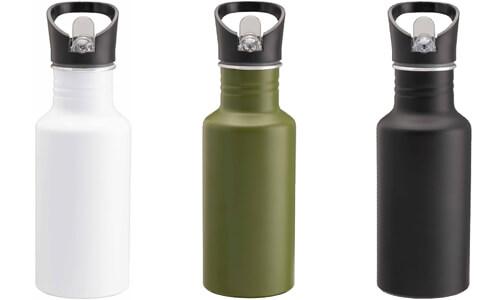 Bottiglia in alluminio promozionale