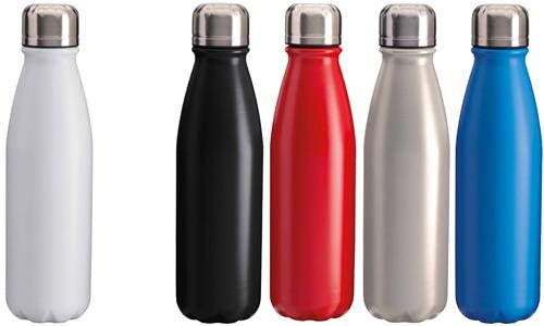 Bottiglia sport in alluminio promozionale