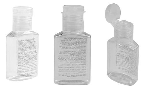 Gel detergente formato tascabile personalizzate