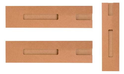 Porta penna in carta riciclata personalizzate