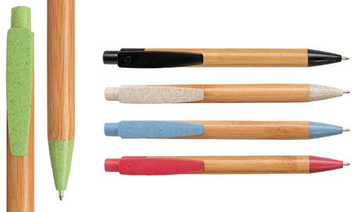 Penna in bamboo per una promozione ecologica