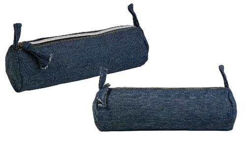 Astuccio in cotone Jeans personalizzate