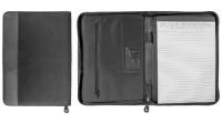 Cartella porta documenti in microfibra