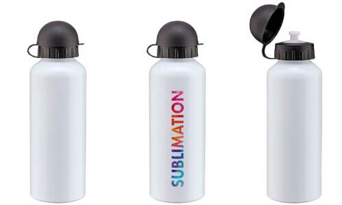 Borraccia con tappo in plastica personalizzate