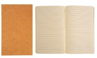 Quaderno in carta riciclata fogli avorio
