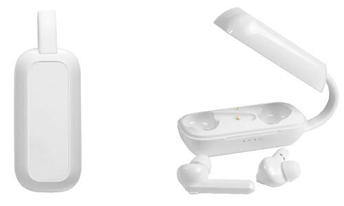 Auricolari bluetooth micro USB incluso. personalizzate