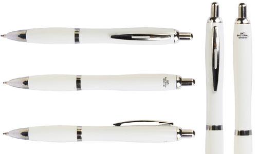 Penna con fusto antibatterico promozionali