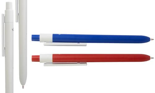 Penna a sfera fusto antibatterico Stampa il tuo logo