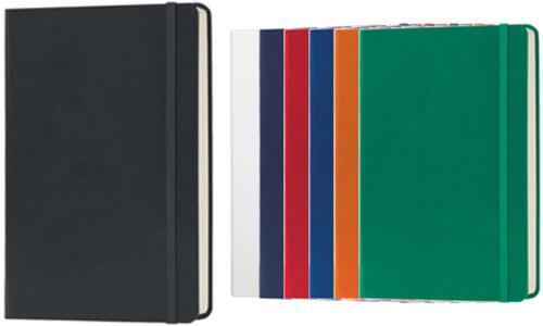 Quaderni con elastici 13 x 21 personalizzabili