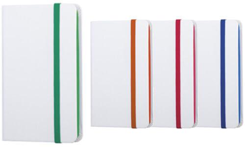Quaderni NOTES WHITE Promozionali