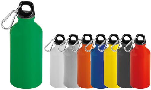Borraccia  500ml  STEEL DRINK Personalizzali con il tuo logo