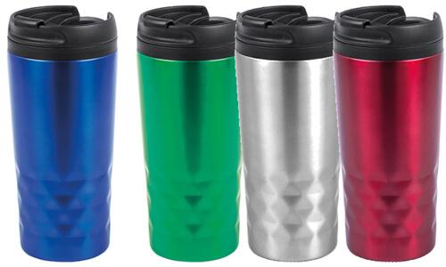 Tazza  STEEL DRINK 310ml promozionali