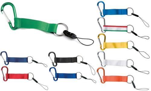 Portachiavi moschettone SKIZZO personalizzabili