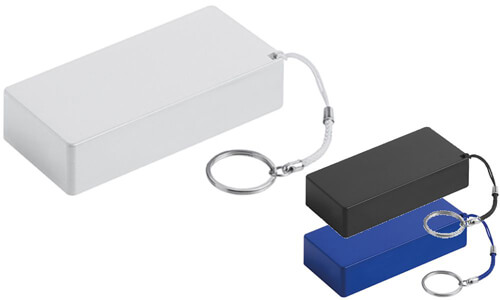 Batteria esterna con il tuo logo promozionale