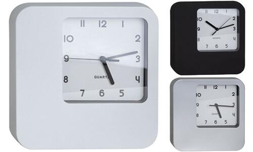 Orologi SQUARE CLOCK Stampa la tua Pubblicità