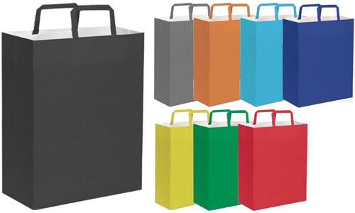 Shopper 22x29x10 carta kraft Promozionali
