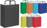 Shopper 19x24x7 carta kraft bianca