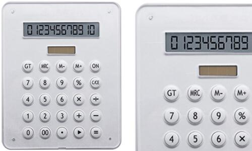 Calcolatrice EXTRACT personalizzate
