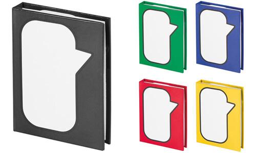 Porta fogiletti NOTES COMICS Promozionali