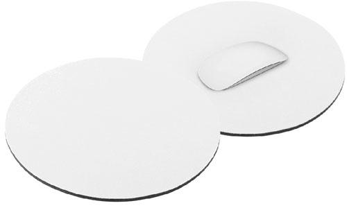 Tappetino mouse Rotondo Sublimabile personalizzabile