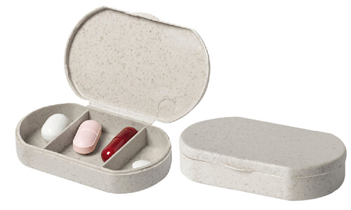Porta Pillole PILLS promozionali