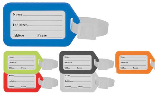 Etichetta valigia TAGLY Personalizzali con il tuo logo