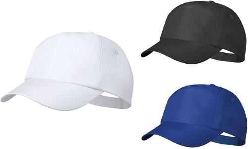 Cappellini in RPET ecologico Stampa la tua Pubblicità