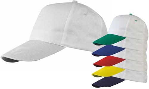 Cappellini SUBLI GOLF con stampa in quadricromia