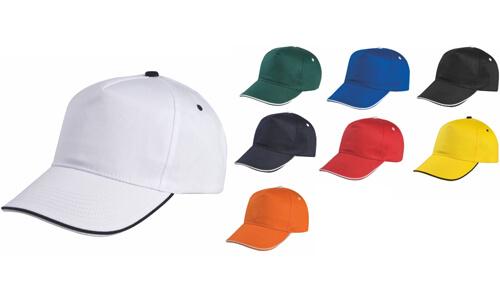 Cappellini BASEBALL Stampa la tua Pubblicità