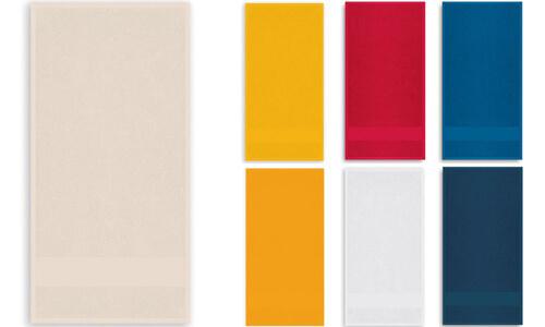 Asciugamani SUNNY  70x140 cm Stampa la tua Pubblicità