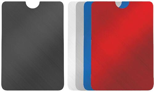 Portacarte RFID antitruffa Personalizzali con il tuo logo