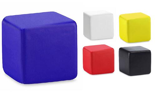 Antistress a forma di cubo personalizzabili