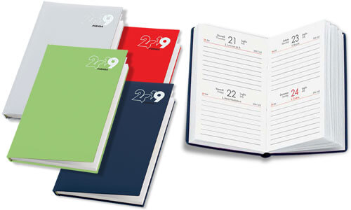 9e86924900 Agende Tascabili personalizzate, promozionali, 2019 - Easygadget