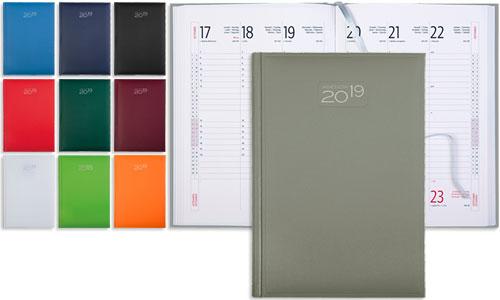 Agende Settimanali Personalizzate Gommato 17x24 cm