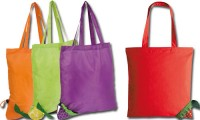 Borsa ripiegabile serie Fruit