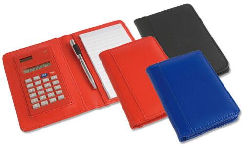 Set calcolatrice penna notes