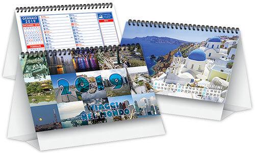 Calendario da ufficio calendari da scrivania e da banco